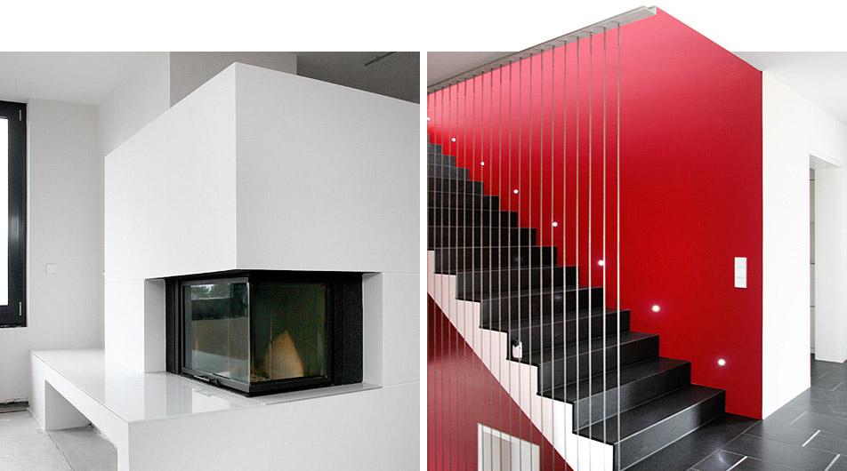 Innenarchitektur neubau for Innenarchitektur einfamilienhaus