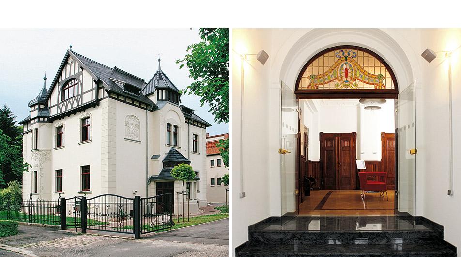 Konzept innenarchitektur sanierung und ausbau b rovilla konzept konzept - Jugendstil innenarchitektur ...