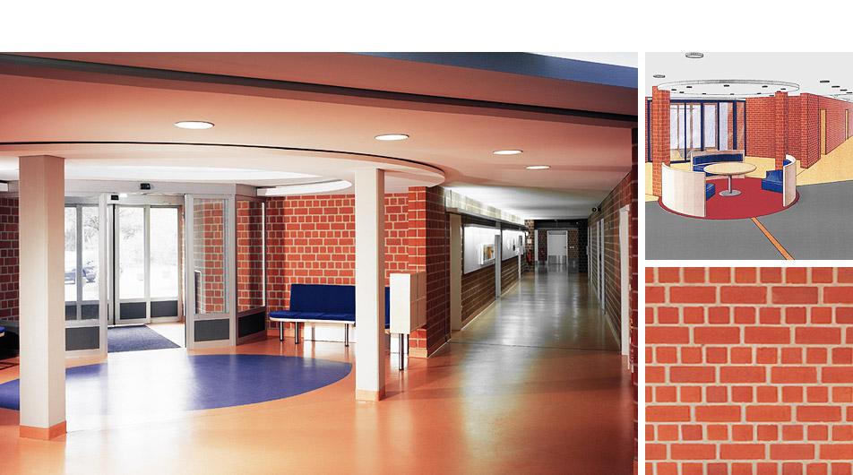 Konzept innenarchitektur ev rehabilitationszentrum for Innenarchitektur anforderungen