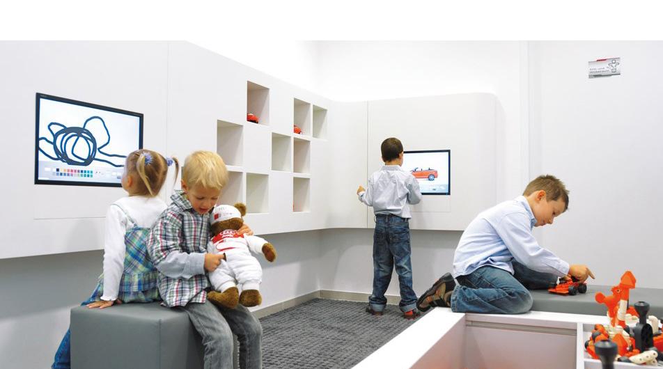 Konzept innenarchitektur audi young and fun for Innenarchitektur ingolstadt